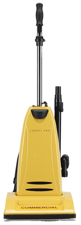 Carpet-Pro Commercial Upright Vacuum Model #CPU2T.